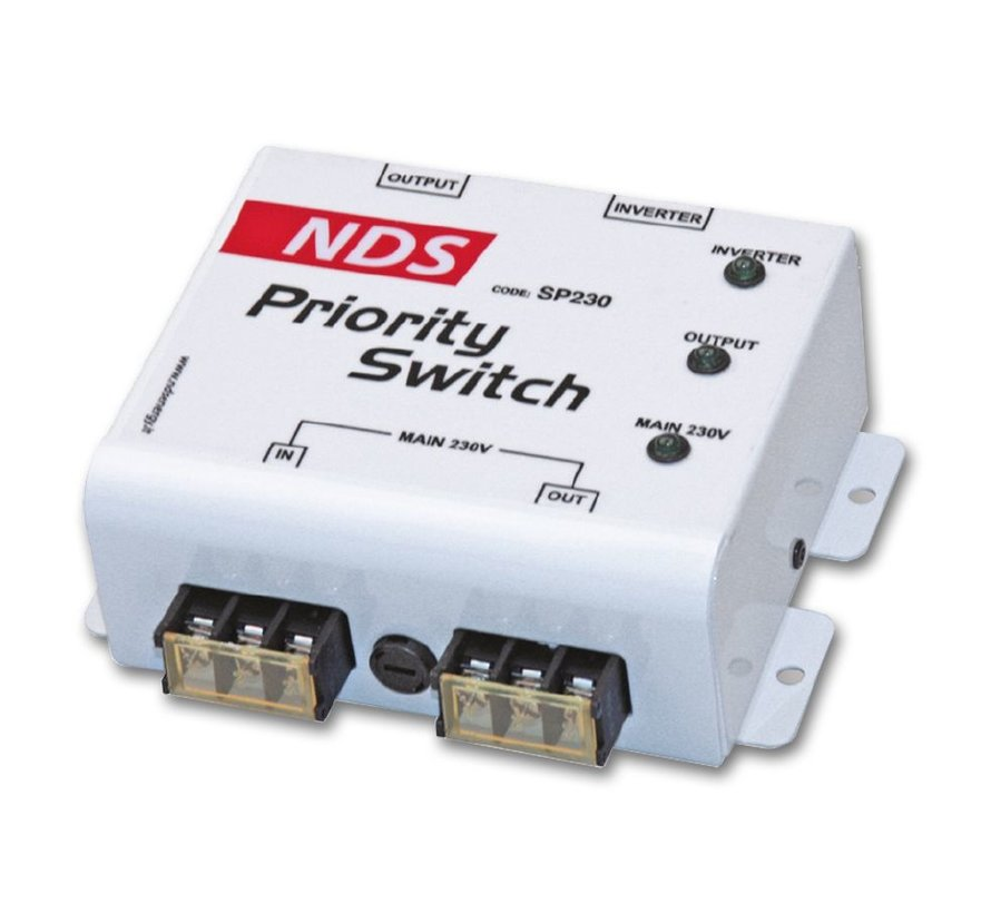 NDS SP230 priority switch IVT