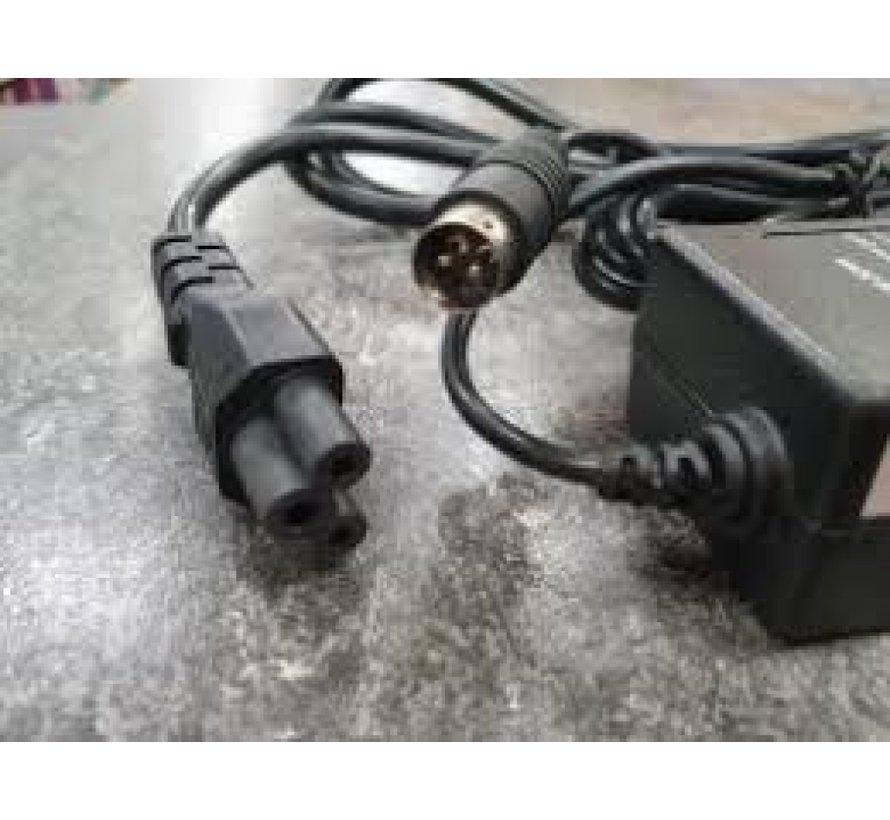 Avtex 220V voeding adapter met netsnoer - 3 polig