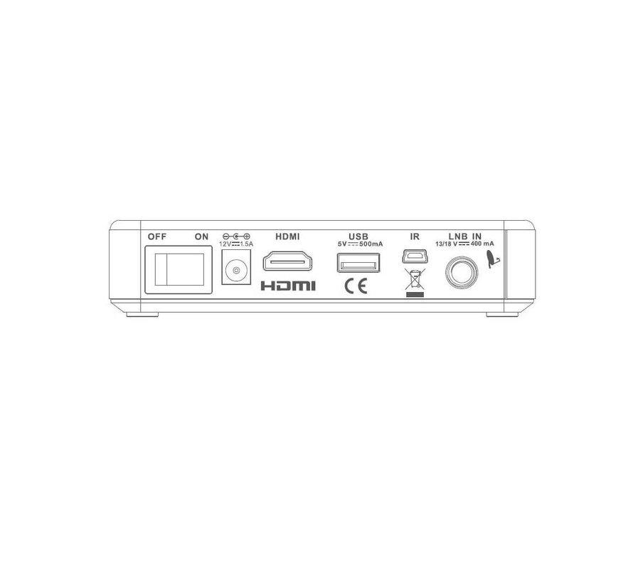 Denson DS1010 mini V2G CI+  model 2020