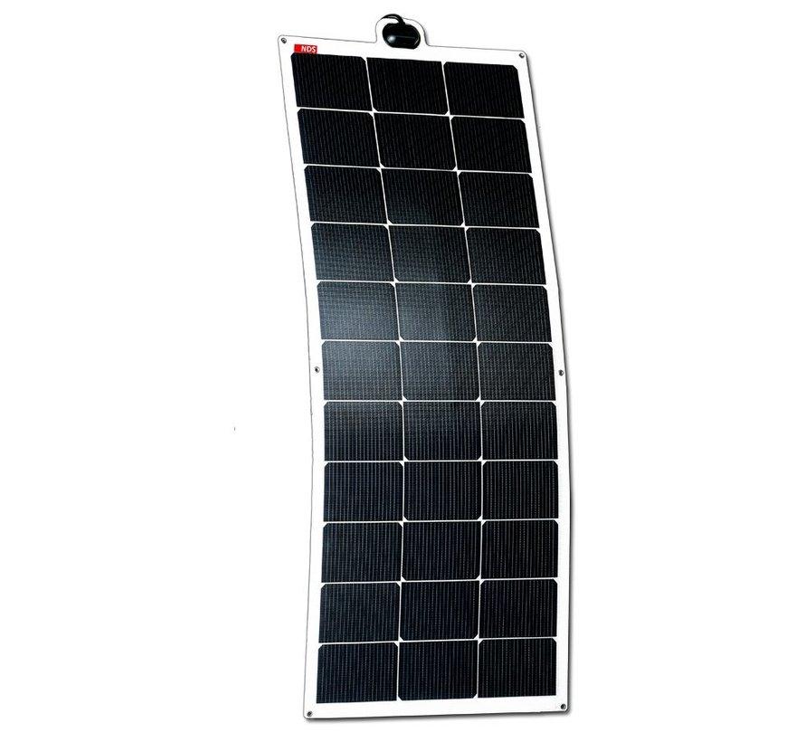 NDS Solarflex EVO 110W Flex Zonnepaneel Set +SC320M KPE110WP