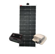 NDS NDS Solarflex EVO 110W Flex Zonnepaneel Set +SC350M KPE110WP