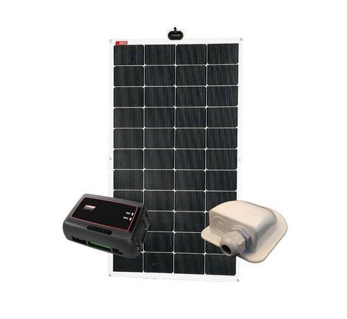 NDS NDS Solarflex EVO 150W Flex Zonnepaneel Set +SC350M KPE150WP