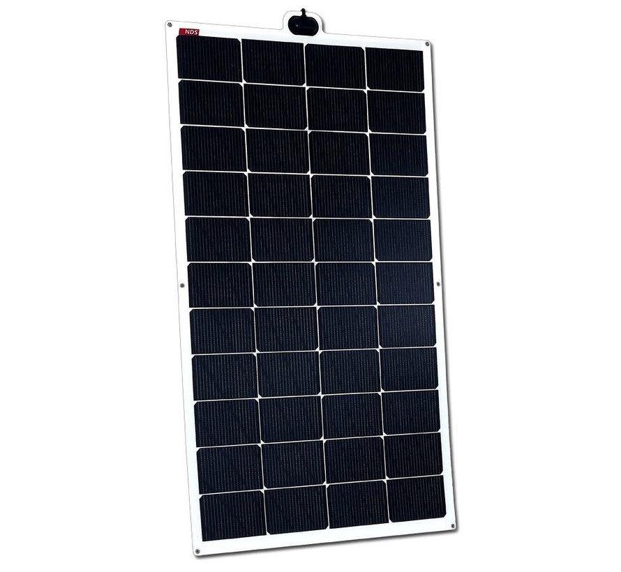 NDS Solarflex EVO 150W Flex Zonnepaneel Set +SC350M KPE150WP