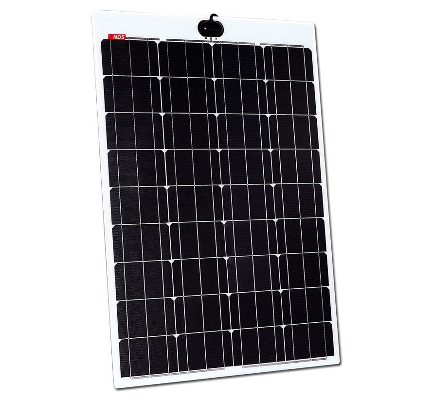 NDS Lightsolar 105W semi-flex zonnepaneel SET + SC350M
