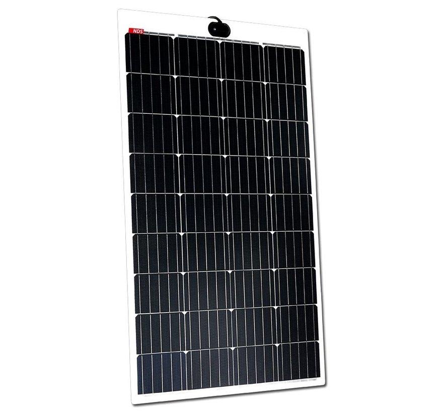 NDS Lightsolar 145W semi-flex zonnepaneel SET + SC320M