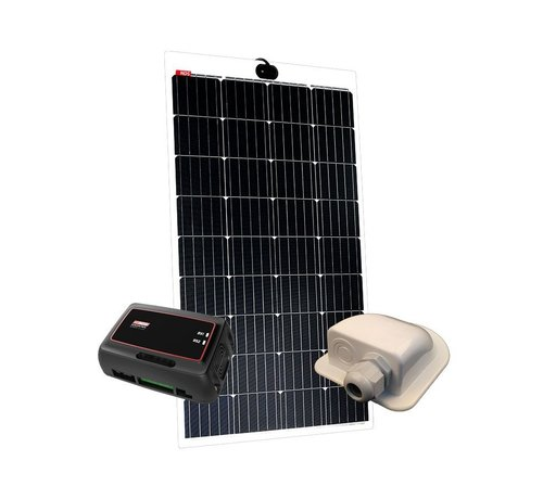 NDS NDS Lightsolar 145W semi-flex zonnepaneel SET + SC350M