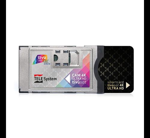 Tivusat Tivusat UHD 4K module met TivuSat smartcard