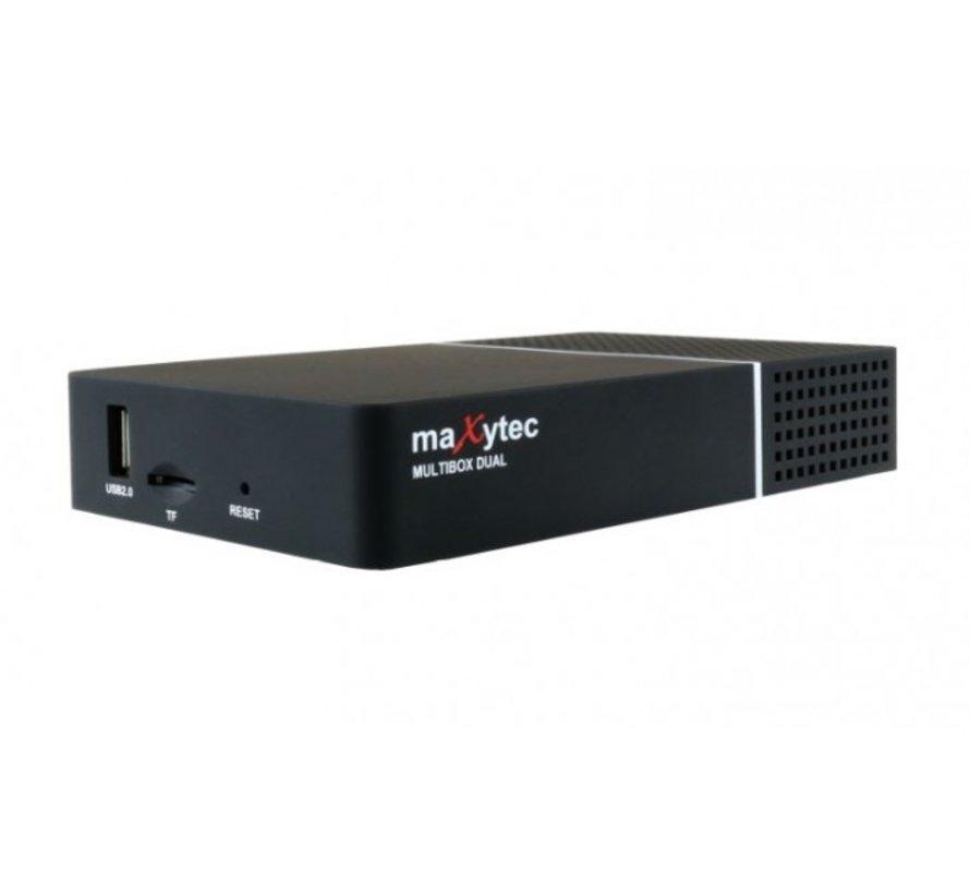 Maxytec Multibox dual S2 - 4K UHD