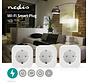 Wi-Fi Smart-Stekker | Schuko Type-F | 10 A | 3-Pack