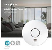 Nedis Smart Rookmelder | Wi-Fi