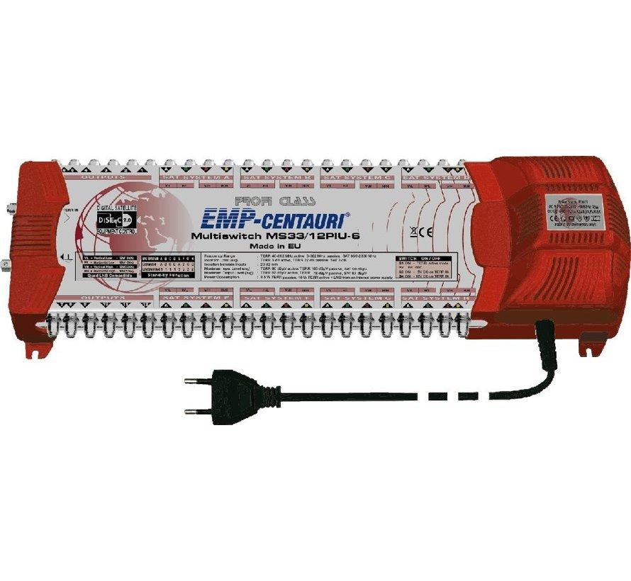 EMP Multiswitch ProfiLine voor maximaal 8 satellieten
