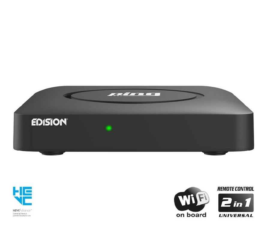 Edision PING - OTT IPTV