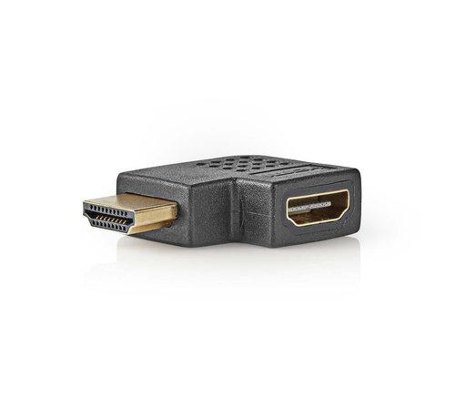 HDMI-adapter links gehoekt