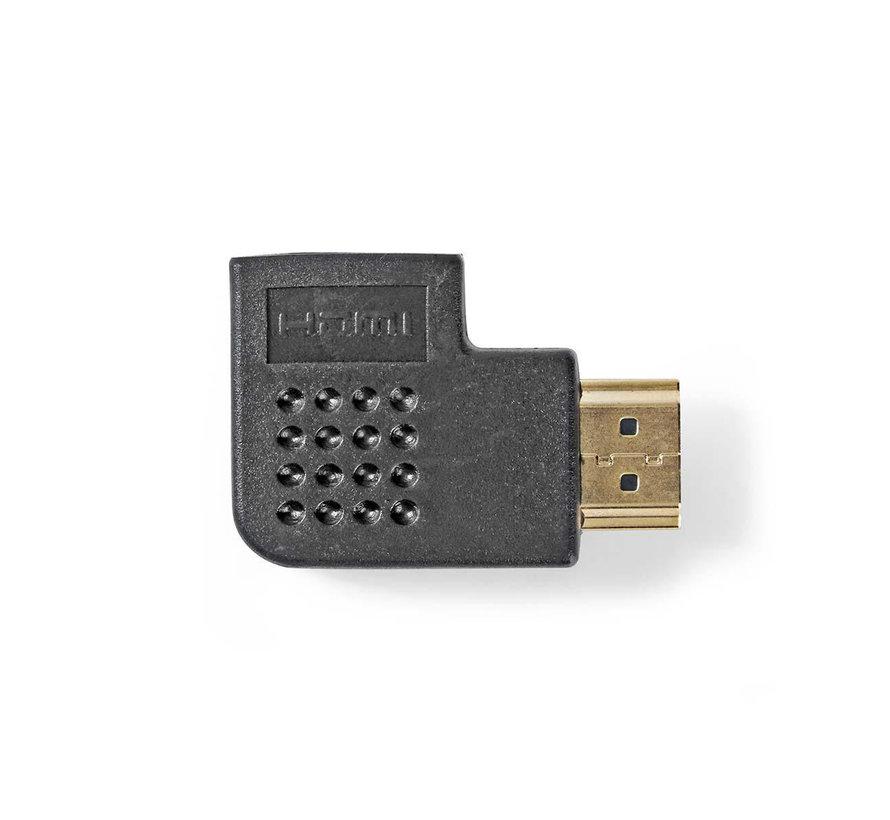HDMI-adapter rechts gehoekt