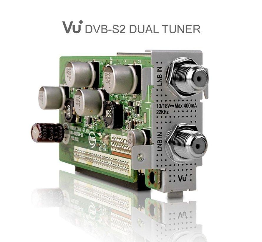 VU+ DVB-S2 DUAL (TWIN) tuner