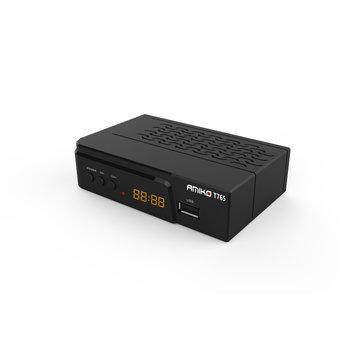 Amiko Amiko T765 - Terrestrial ontvanger en Media speler - FHD H.265