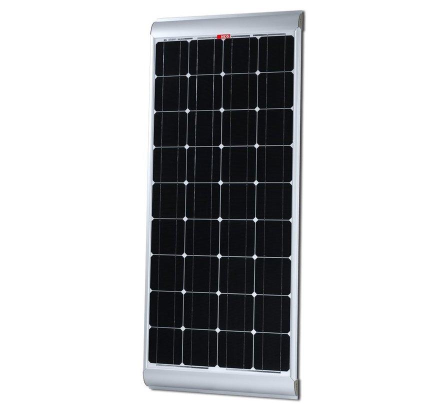 NDS Solenergy 100W Zonnepaneel SET + SC320M KP100SCM.2