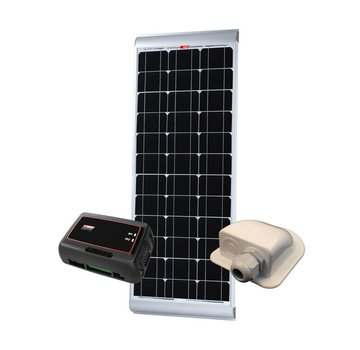 NDS NDS Solenergy 100W Zonnepaneel SET + SC320M KP100SCM.2
