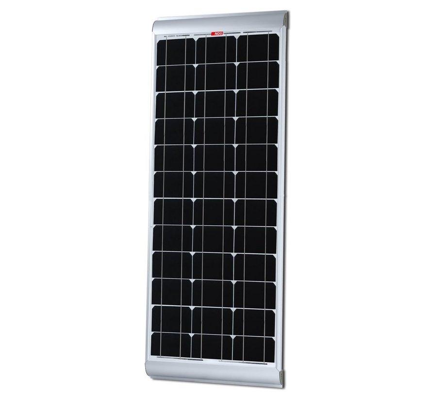 NDS Solenergy 120W Zonnepaneel SET + SC350M KP120SCM