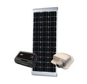 NDS NDS Solenergy 120W Zonnepaneel SET + SC350M KP120SCM