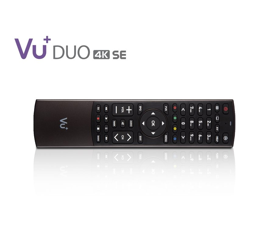 VU+ Duo 4K SE (second edition)