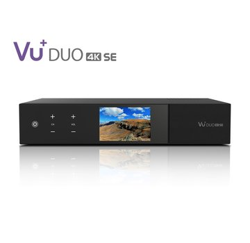 VU+ VU+ Duo 4K SE (second edition)