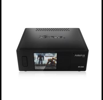 Xsarius Xsarius Aimax OTT - 4K UHD - AndroidTV - 2 build-in-microphones