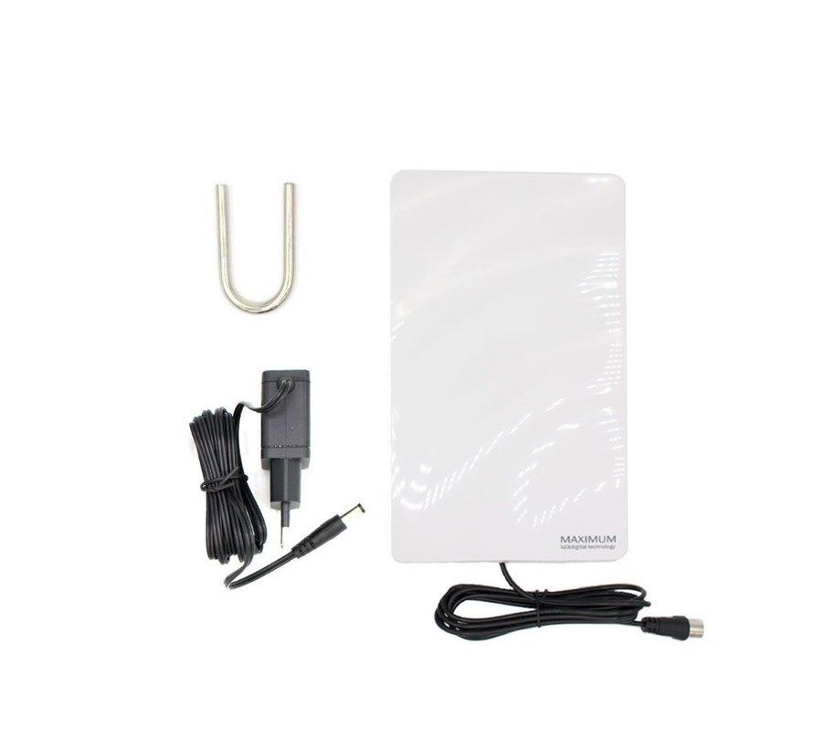 Maximum DA-2200 binnenantenne DVB-T/T2 LTE - 15dB
