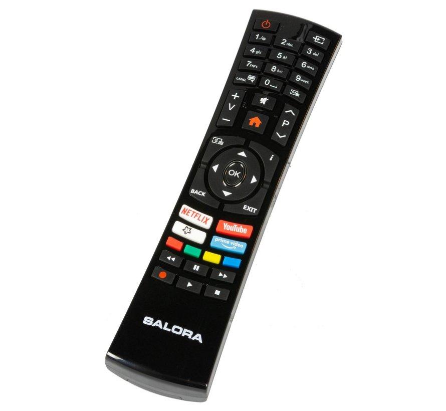 Salora afstandsbediening 9109 Travel DVD WiFi serie