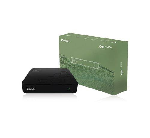 Xsarius Xsarius Q8 Voice - 4K UHD - Premium OTT Media Streamer - Android 8.0 Oreo