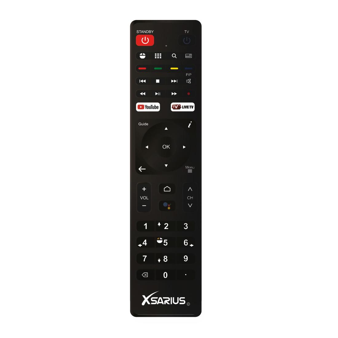Xsarius Q8 Voice afstandsbediening
