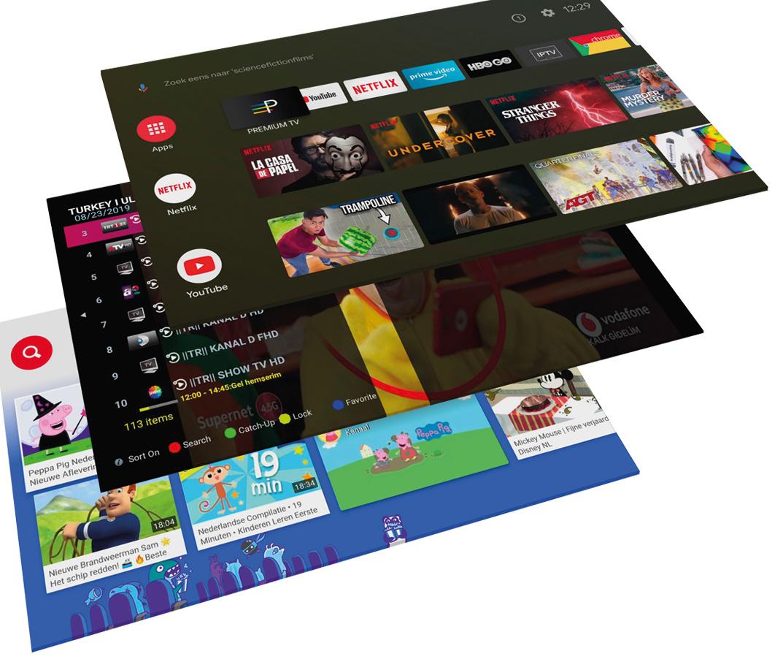 Xsarius Q8 Voice Android TV