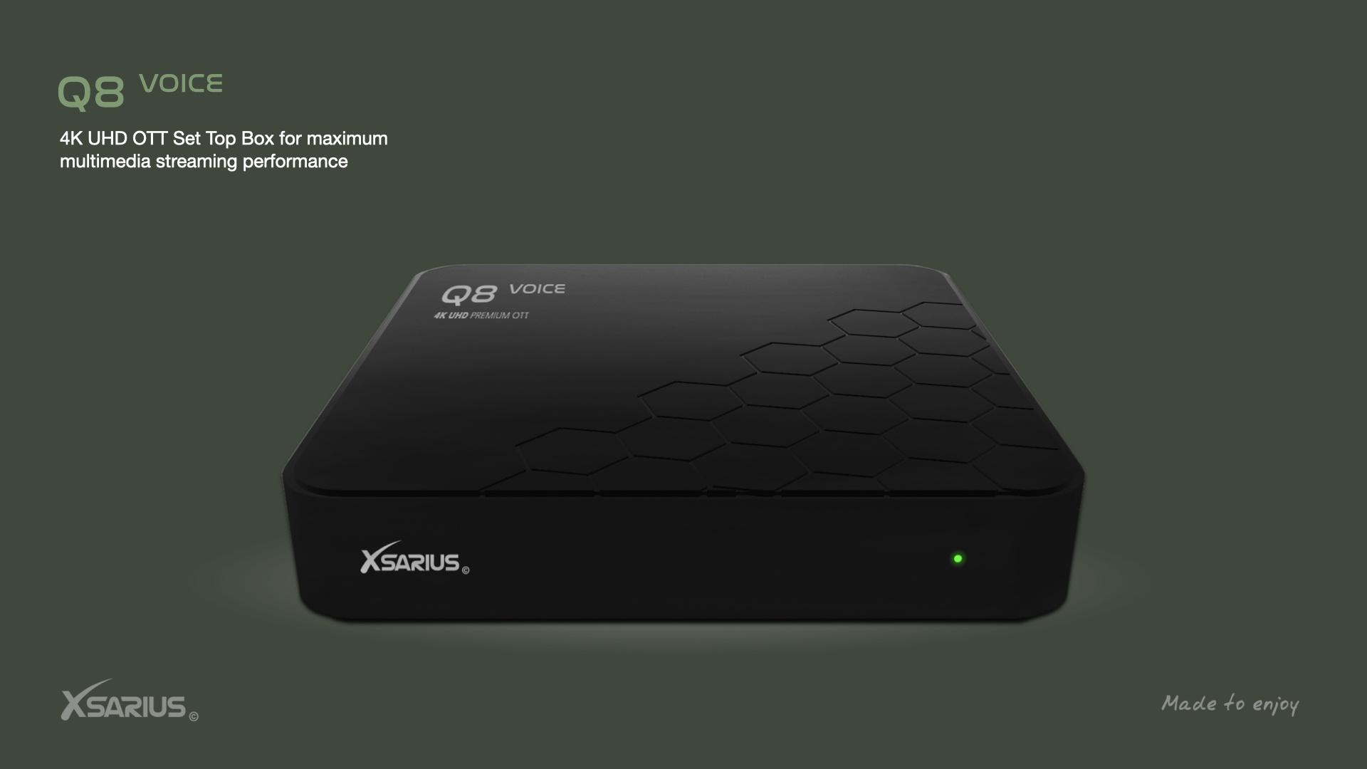 Xsarius Q8 Voice