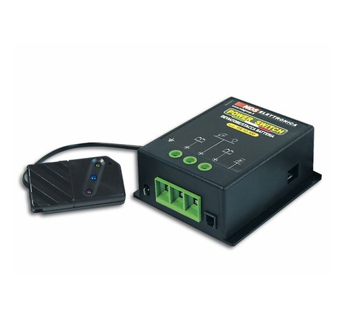 NDS NDS powerswitch 12V/100A beheer van 2 Accu's