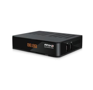 Amiko Amiko Mini 4K UHD combo - S2X - T2C
