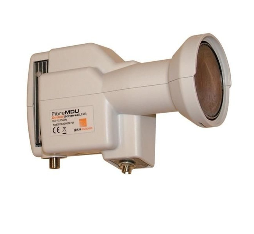 Invacom Universal Optical LNB incl voeding