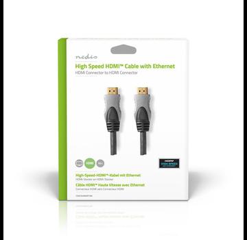 Nedis HDMI kabel HQ High Speed met ethernet 10.0 m