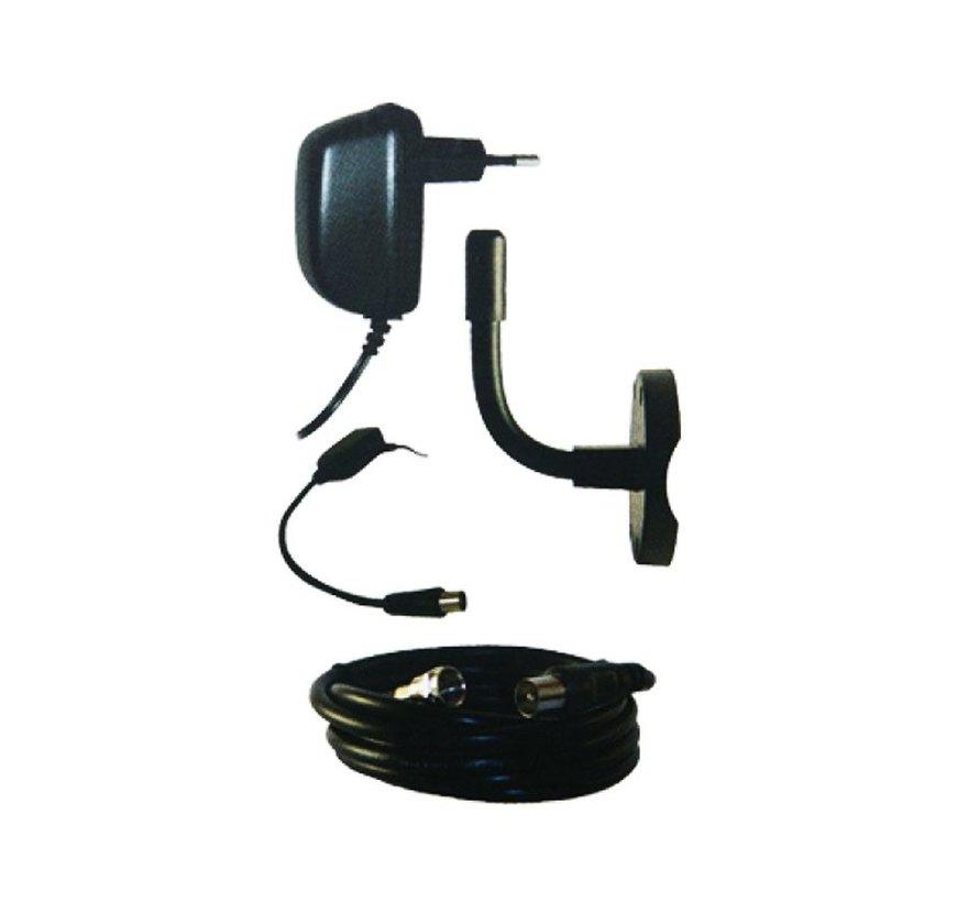 Maximum DA 6100 LTE 4G ready DVB-T(2)/DAB+ outdoor 20dB