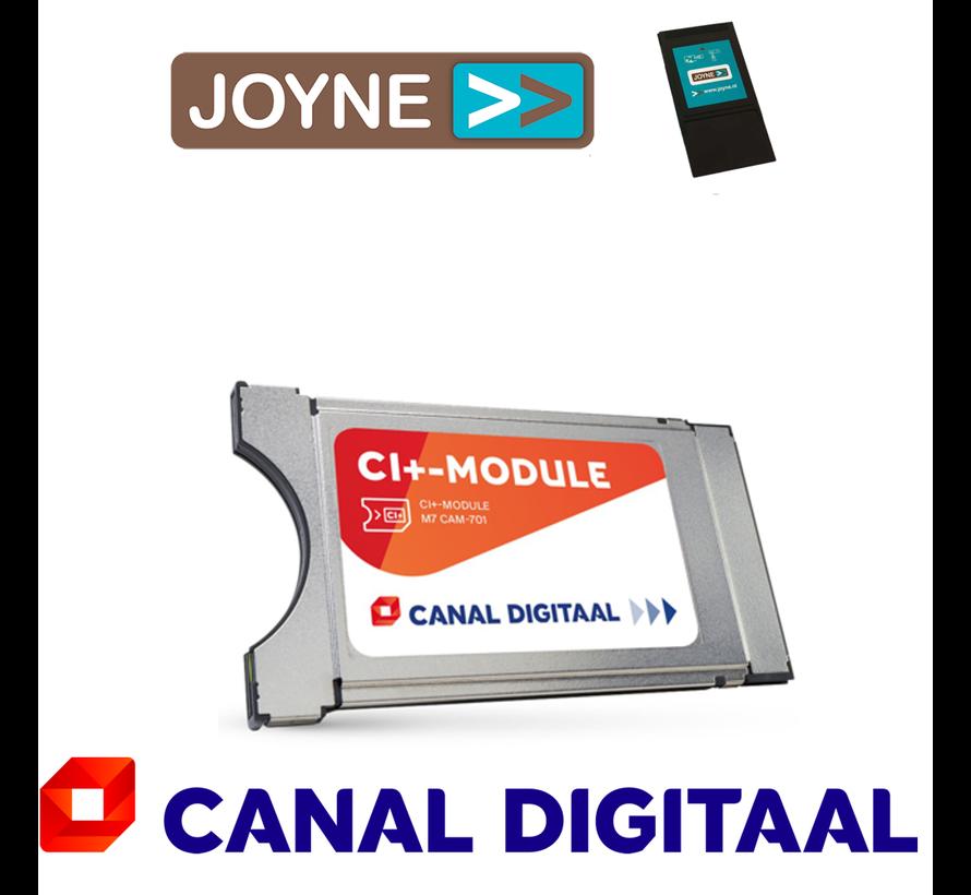 Joyne overstap naar Canal Digitaal  ( let op levertijd! )