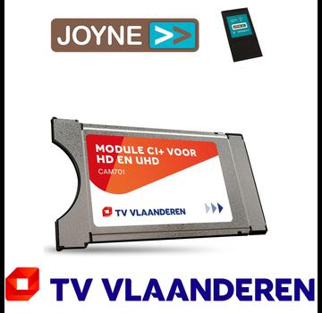Joyne Joyne overstap naar TV Vlaanderen