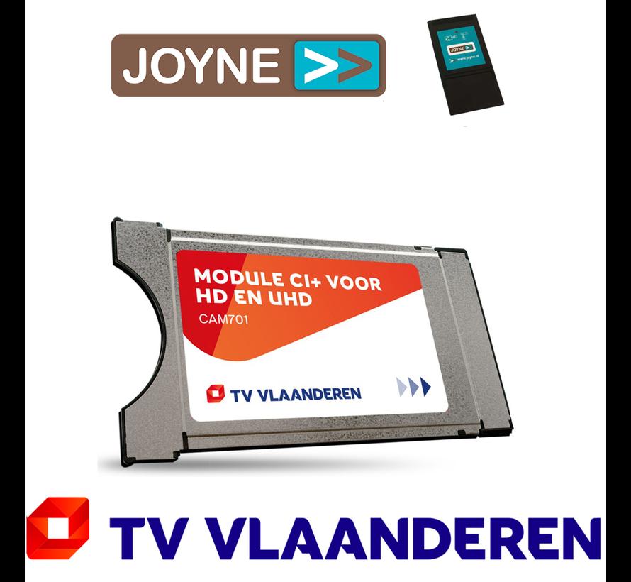 Joyne overstap naar TV Vlaanderen