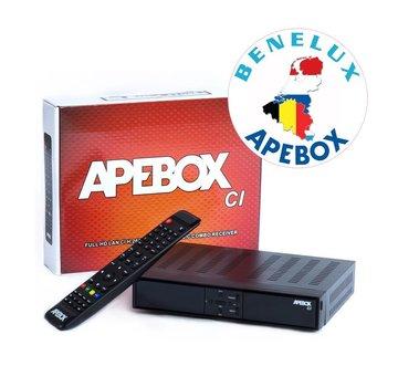 Apebox ApeBox CI - Benelux NL S2+C/T2