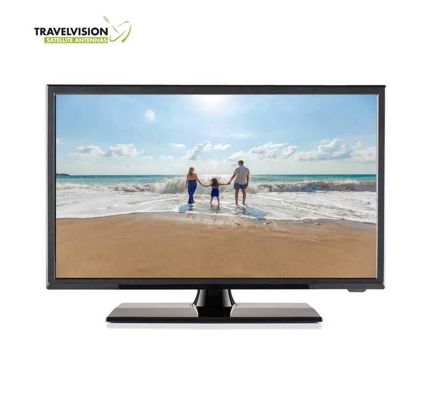 Travel Vision  LED SMART TV CI S2/T2/C 12V H.265