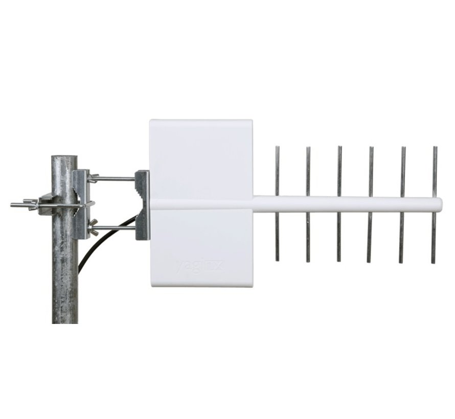Funke YagiNX buitenantenne voor DVB-T(2) tot ca. 60 km 44dB