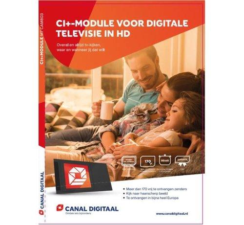 M7 Canal Digitaal CAM-803 CI+ module incl. ingebouwde smartcard