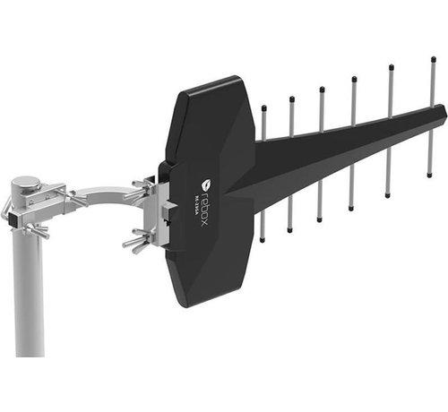 Rebox Rebox RE-23GA DVB-T2 Power Plus Buiten Antenne – 80km bereik
