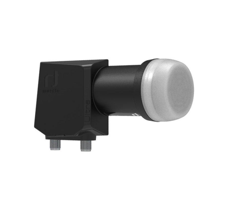 Inverto IDLT-TWL412-ULTRA-OPN HGLN Ultra Twin 40mm PLL LNB