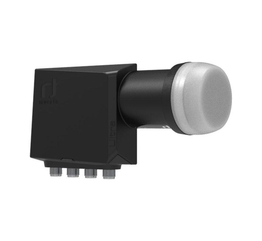 Inverto IDLT-QDL412-ULTRA-OPN HGLN Ultra Quad 40mm PLL LNB