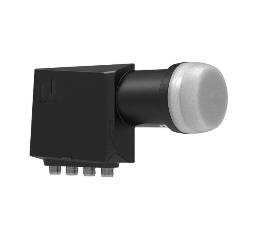 Inverto IDLT-QTL412-ULTRA-OPN HGLN Ultra Quattro 40mm PLL LNB