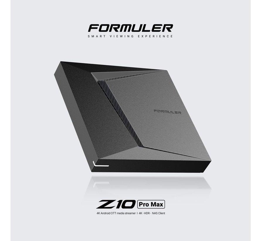Formuler Z10 Pro Max 4K Android Media Streamer